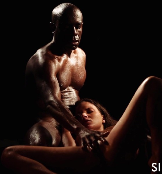 SinfulXXX: Black obsession - (Anita Bellini) Interracial [FullHD 1080p]