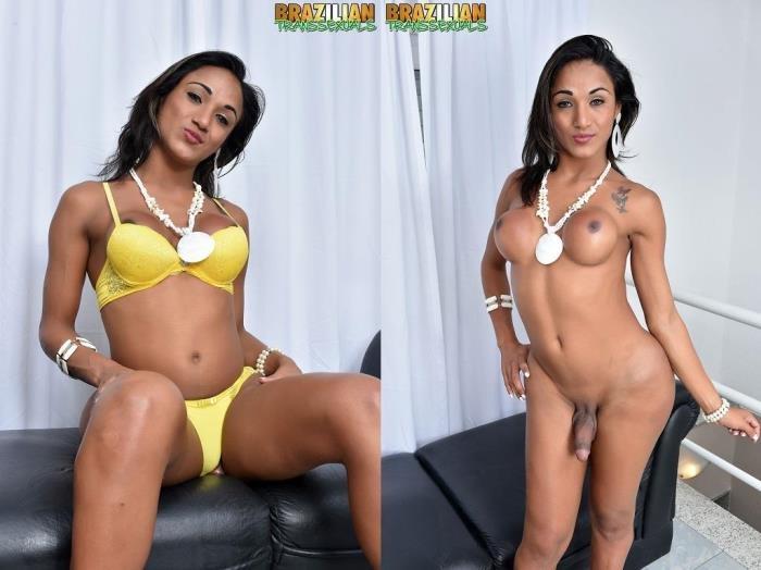 Tallyta Garcia - Horny Tallyta Garcia (Brazilian-Transsexuals) HD 720p