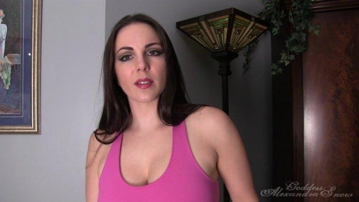 GoddessAlexandraSnow - Alexandra Snow [Fitness Progress Checkin] (FullHD 1080p)