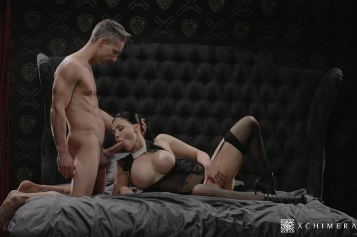 xChimera.com / PornDoePremium.com - Busty Hungarian babe Aletta Ocean eats jizz in glamcore fuck with Lutro [SD, 480p]