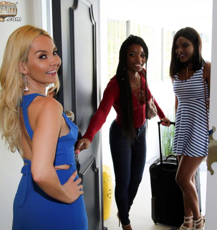 ZebraGirls/DogFartNetwork: Aaliyah Love, Mya Mays, Yara Skye - Zebra Girls  (FullHD/1080p/2.44 Gb)