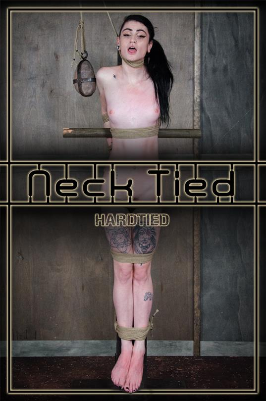 Lydia Black - Neck Tied (HardTied) HD 720p