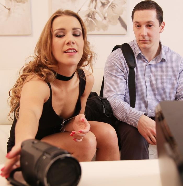 FemaleAgent - Alexis Crystal, Petr Hrdina - Agent sucks and fucks technician [FullHD 1080p]