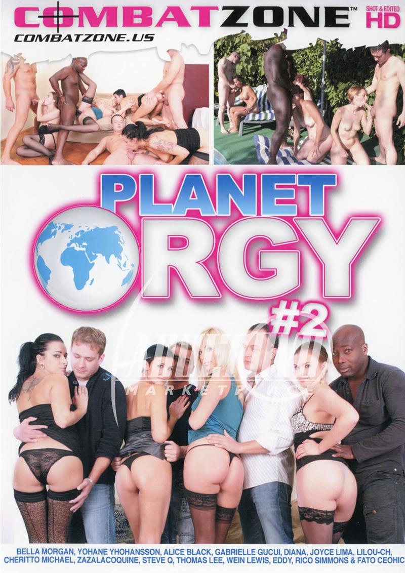 Planet Orgy 2 [WEBRip/SD 540p]