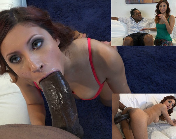 Jade Jantzen - Anal Black Cock Ravaging For Jade Jantzen (Anal) - Interracialpass   [SD 540p]