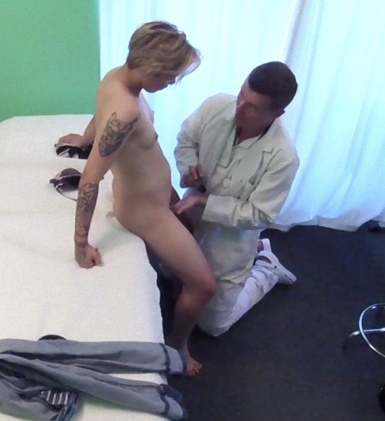 Megan Talerico - Doctor Brings Feeling Back to Pussy  (2017/FakeHospital/FakeHub/SD/480p)