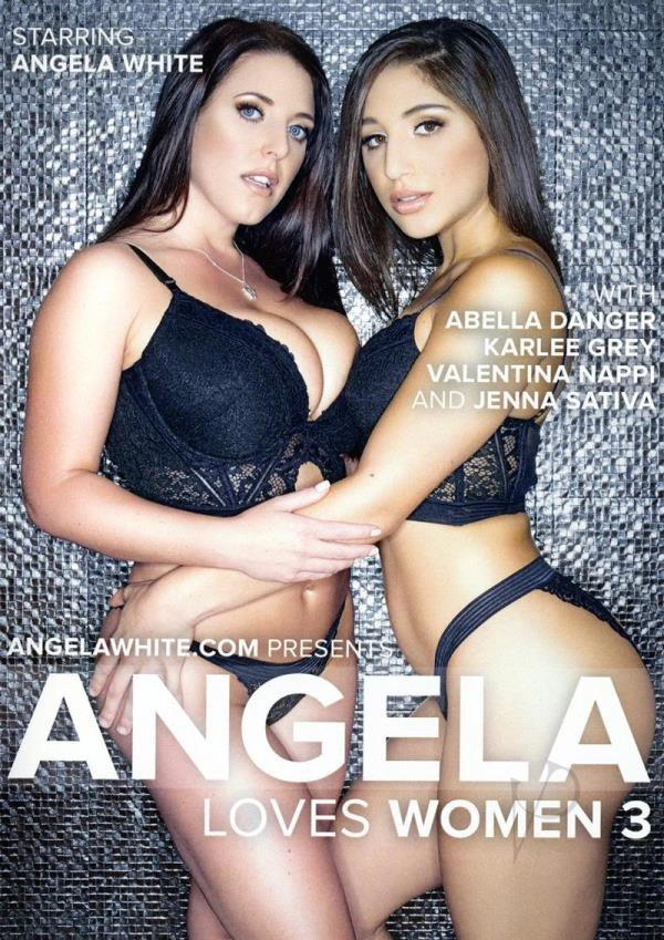 Angela Loves Women 3 (Angela White Productions) [DVDRip 406pp]