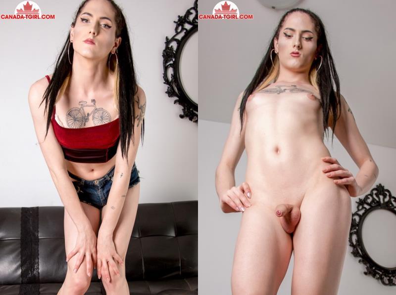 Femout: Pinup Hottie Mischa Cums - Mischa Franciskova [2017] (HD 720p)
