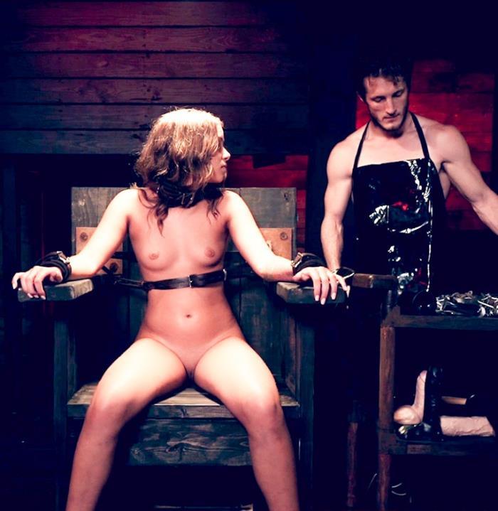 Liza Rowe Hostelxxx Liza Rowe Taxi to Torment (Bondage/HostelXXX/07.2017)