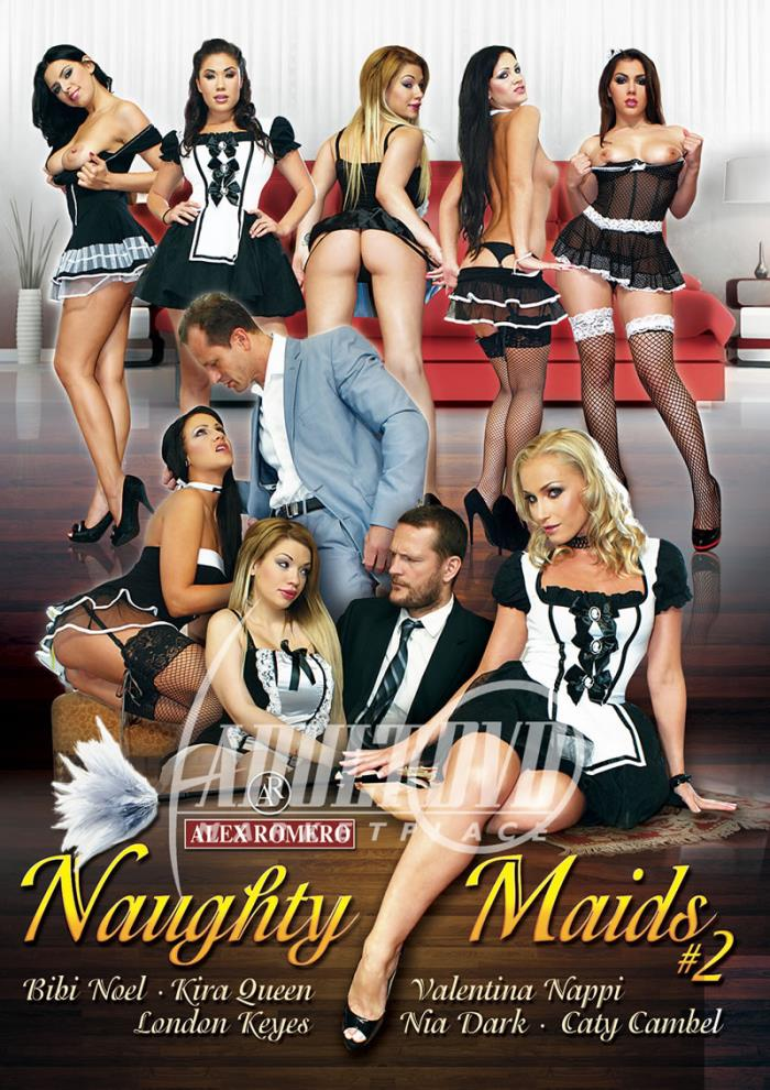 Alex Romero - Valentina Nappi, London Keyes, Bibi Noel, Caty Cambel, Kira Queen, Nia Dark in Naughty Maids 2 (WEBRip/SD 540p)