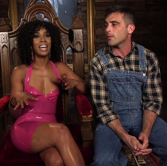 Misty Stone - Ebony Goddess Misty Stone Doms and Fucks Lance Hart (BDSM) [HD 720p] [Kink/DivineBitches]
