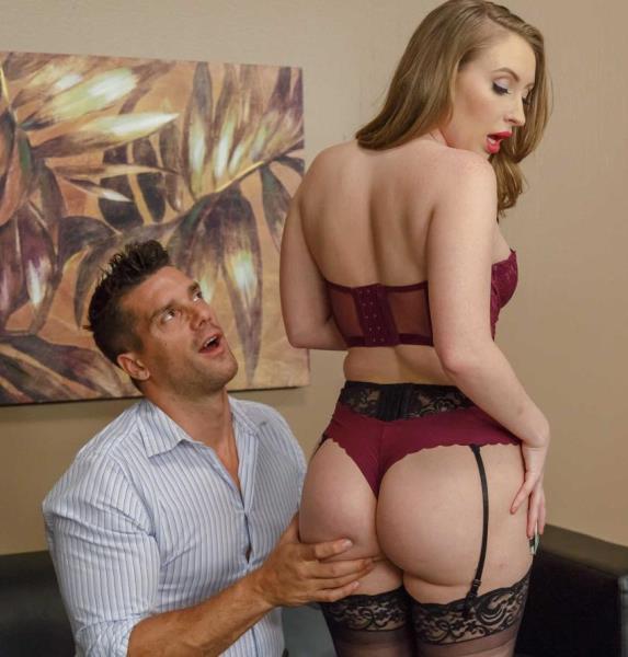 Harley Jade - Seducing The Shopgirl (Big tit) - BigButtsLikeItBig/Brazzers   [SD 480p]