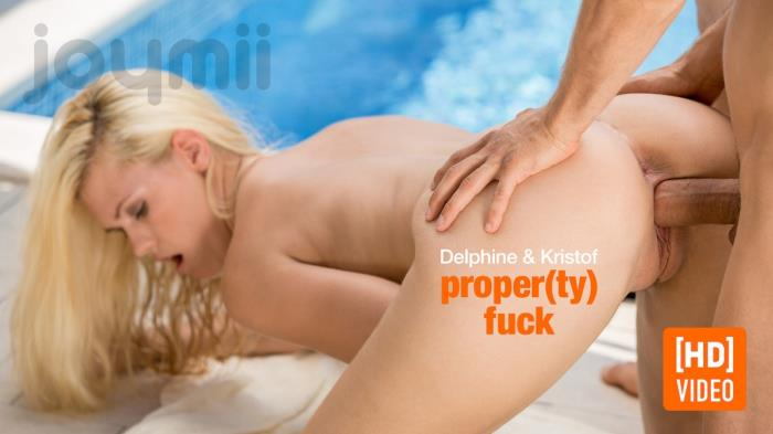 JoyMii.com - Izzy Delphine - Proper(ty) Fuck [SD, 540p]