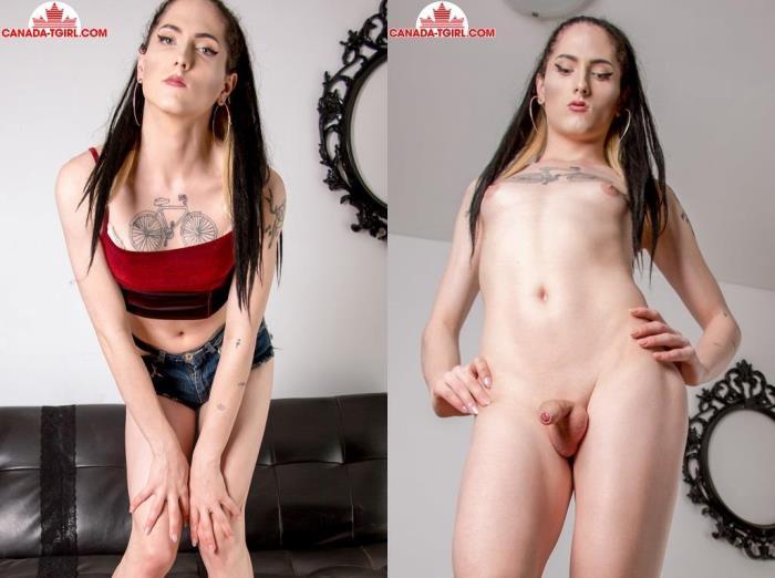 Pinup Hottie Mischa Cums! (Femout) HD 720p