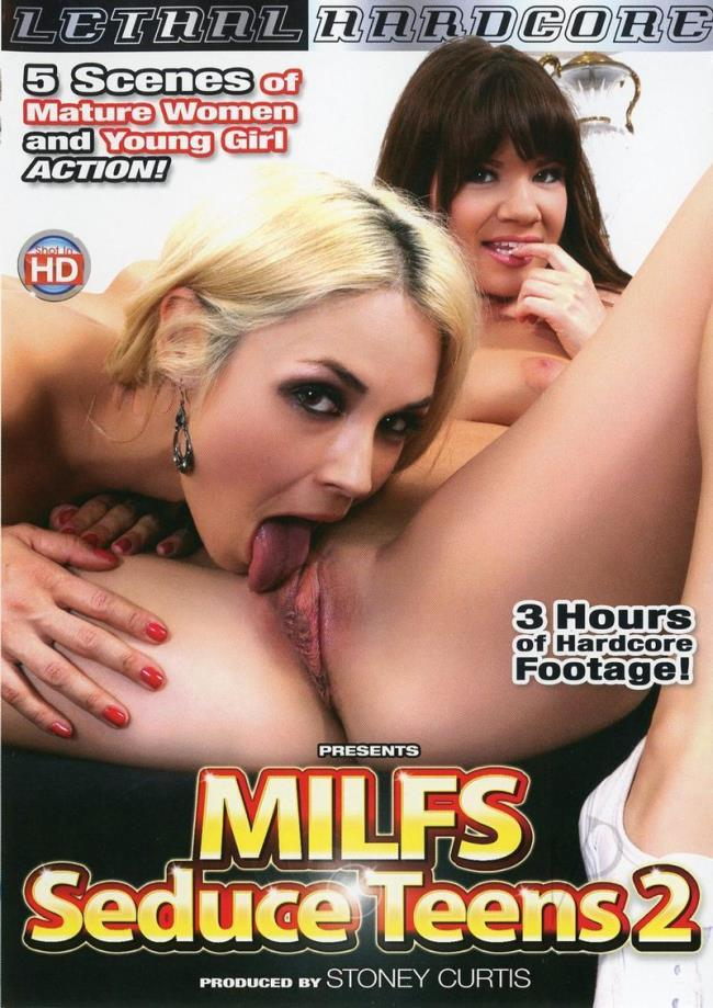 Milf Seduce Teens 2 (Movies)  [ DVDRip / 406p / 1.27 Gb]