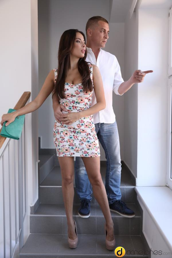 Anissa Kate - French Brunette Can't Wait to Fuck [SD 480p]