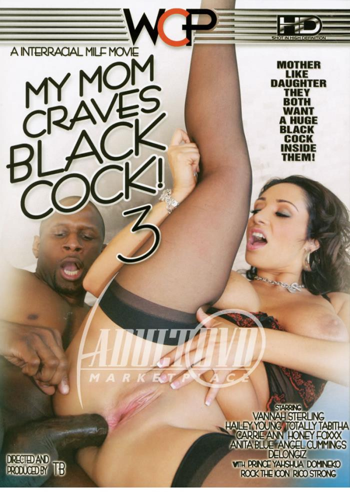 My Mom Craves Black Cock! 3 [DVDRip 320p]