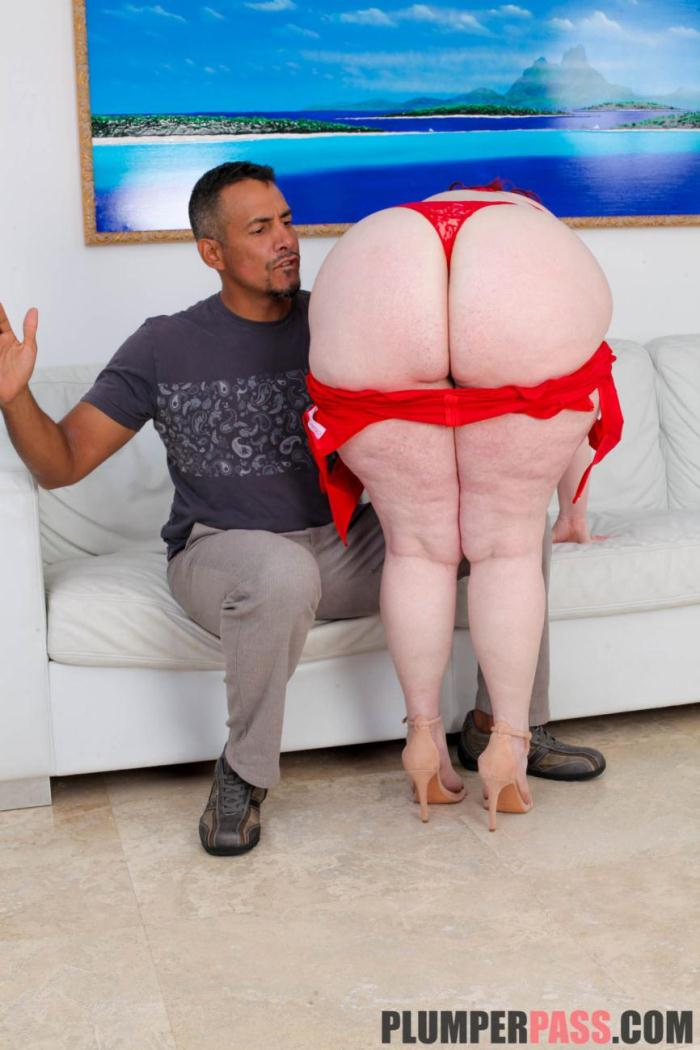 PlumperPass - Asstyn Martyn - The Ass on Asstyn (400p / SD)