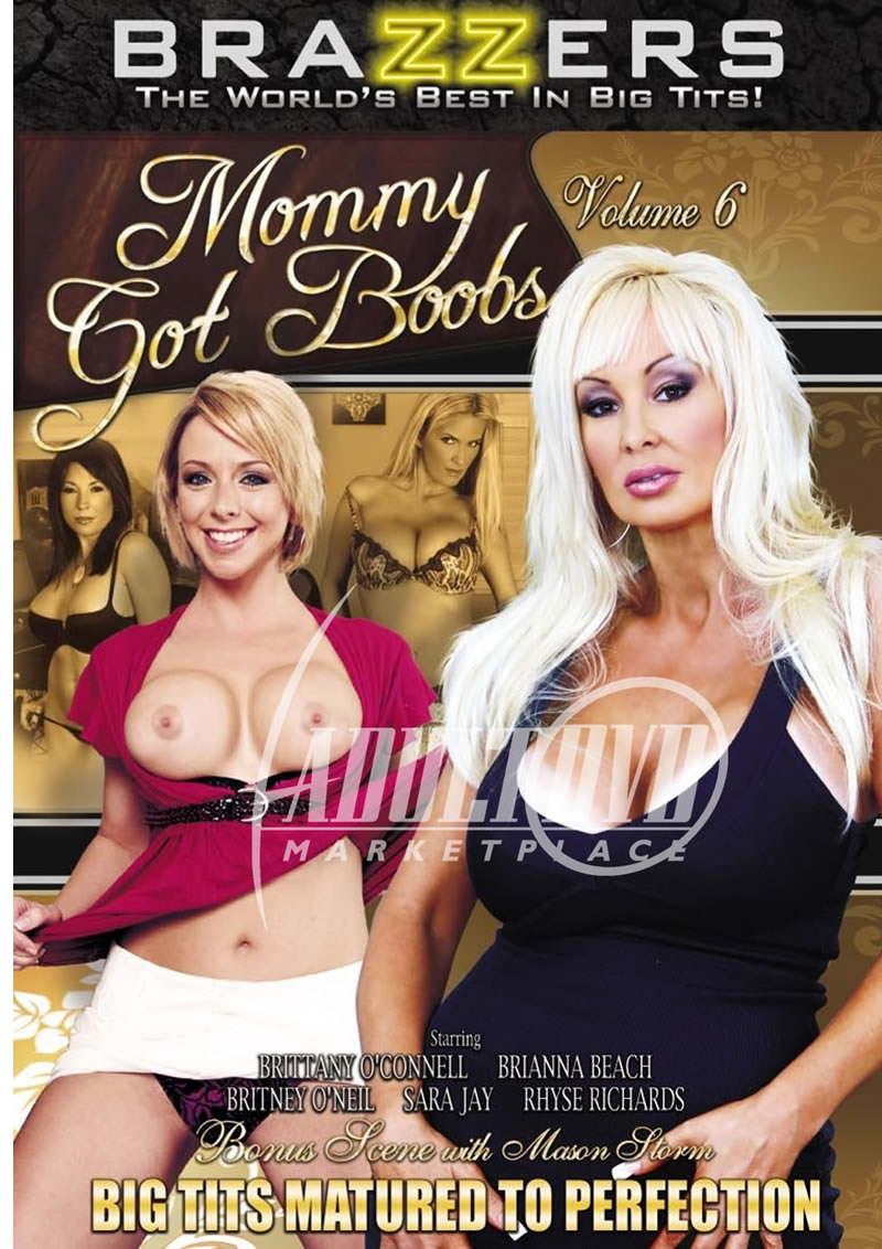 Mommy Got Boobs 6 [DVDRip 448p]