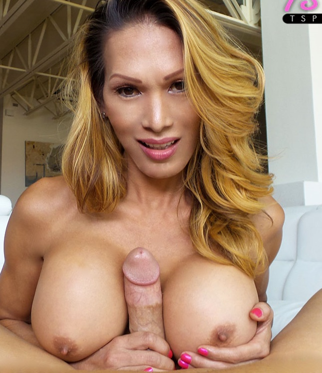 TsPov - Sasha - Busty postop asian goddess Sasha milks a cock dry (Trans)  [FullHD / 1080p / 591.3 Mb]