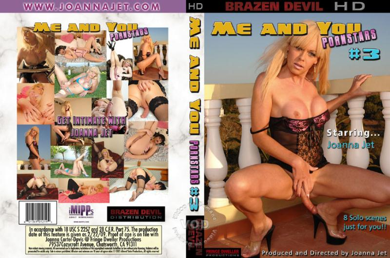Me And You Pornstars 3 [DVDRip 480p]