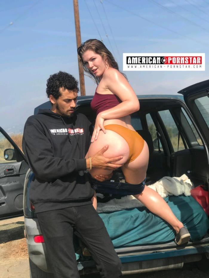 American-Pornstar.com - Ella Nova - Ella Nova: Roadside RimJob [FullHD 1080p]