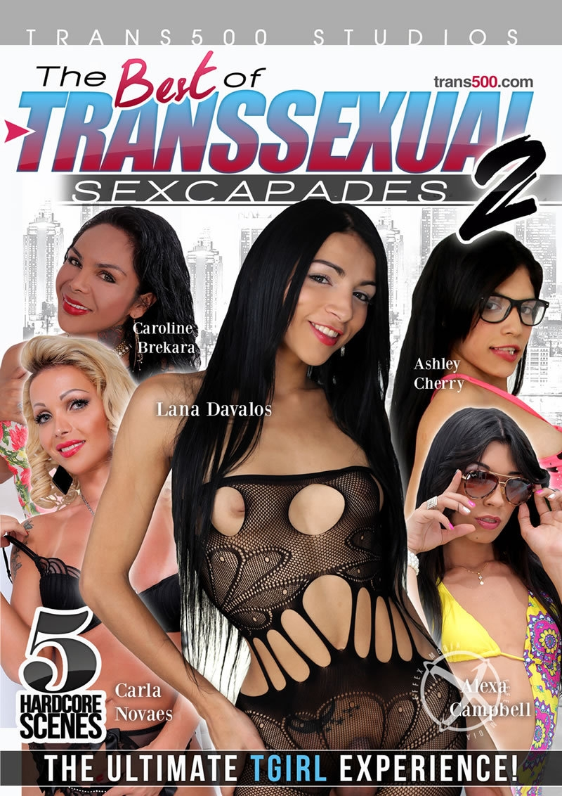 The Best of Transsexual Sexcapades 2 [WEBRip/HD 720p]