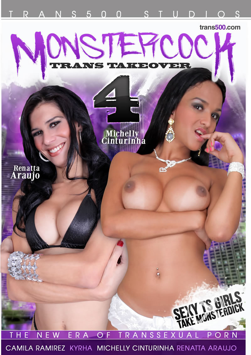 Monster Cock Trans Takeover 4 [WEBRip/HD 720p]
