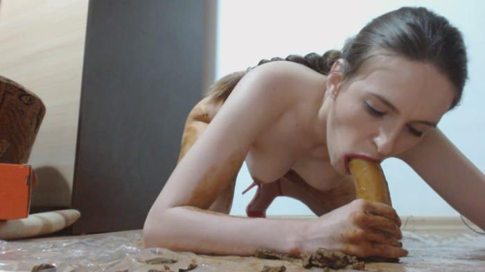 Need some dirty play (Scat Porn) FullHD 1080p