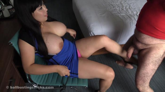 BallBustingChicks - Tigerr Benson [These nuts got abused like hell!] (FullHD 1080p)