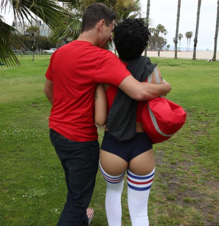 Honey Gold ~  Street Twerker  ~ RoundandBrown/RealityKings ~   HD 720p