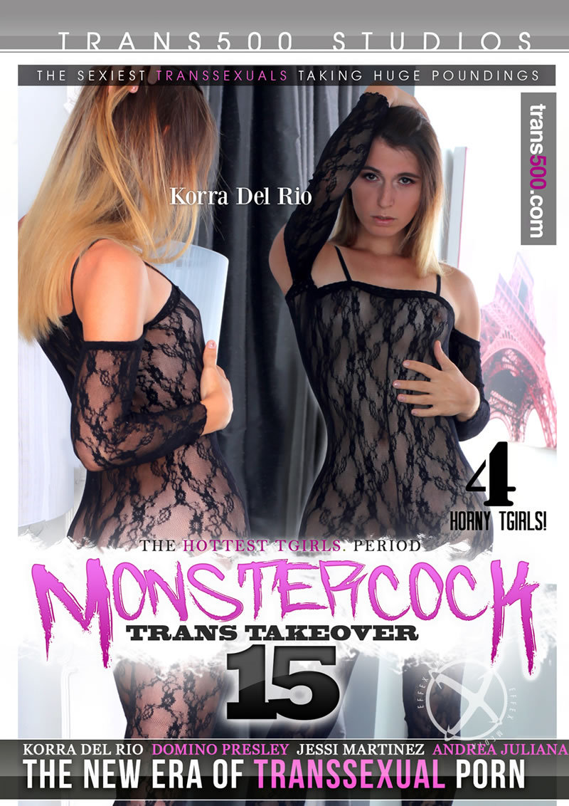 Monster Cock Trans Takeover 15 [WEBRip/HD 720p]