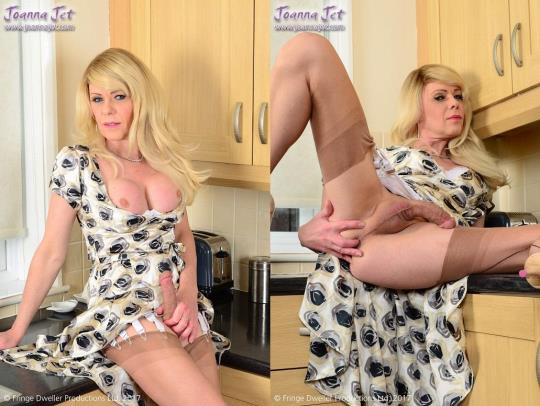 JoannaJet: Joanna Jet - Me and You 256 - Satin and Nylon (FullHD/1080p/322 MB) 09.07.2017