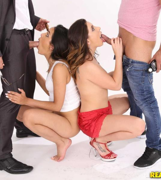Esperanza Del Horno, Ally Breelsen - Picture Perfect Pussies (Group) - EuroSexParties/RealityKings   [SD 432p]
