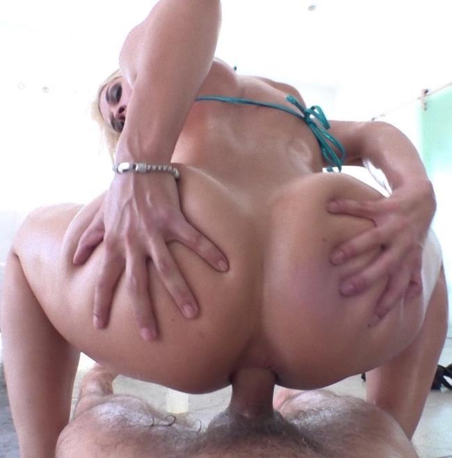 07.2017 -  POV Sluts: Anal Edition, Scene 1:  Sarah Vandella, Toni Ribas - EvilAngel [HD]