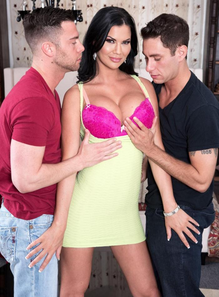 Scoreland.com - Jasmine Jae [Two Holes Filled] (SD 400p)