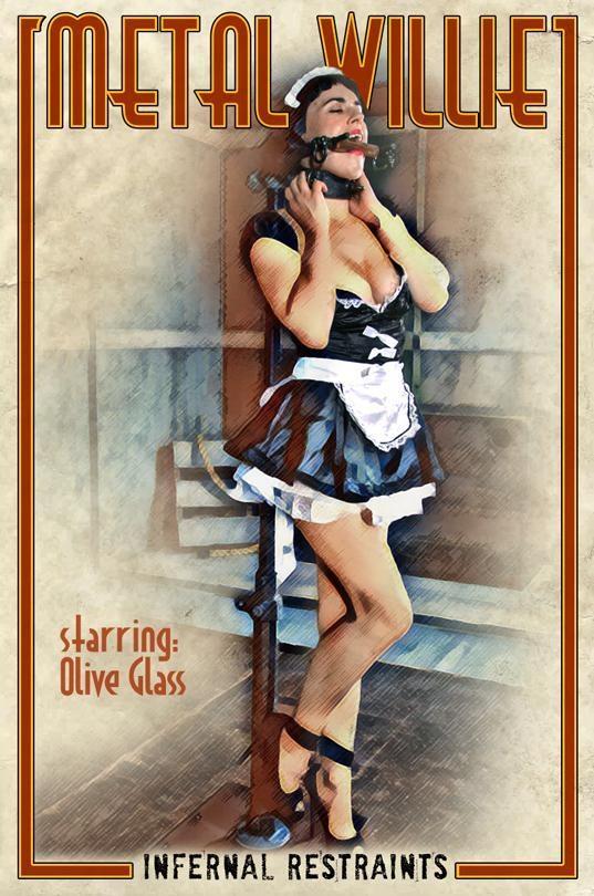 InfernalRestraints.com: Olive Glass - Metal Willie [HD] (2.38 GB)