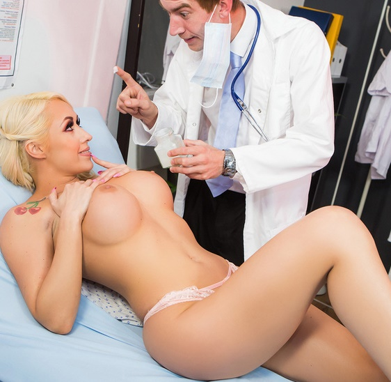 DoctorAdventures/Brazzers - Christina Shine - This One Weird Trick... [SD 480p]