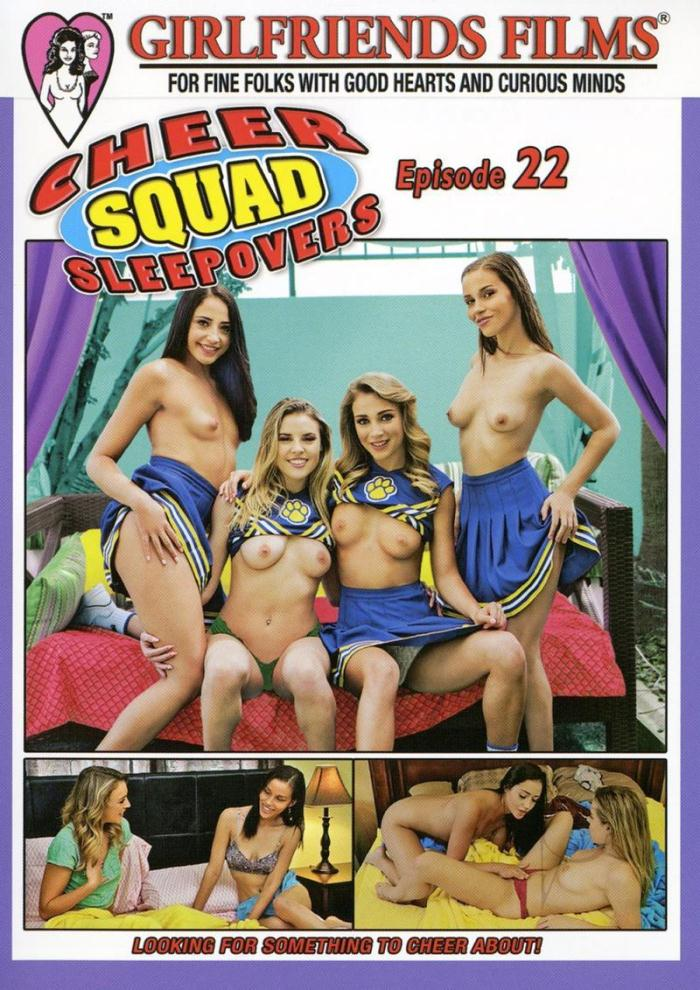 Girlfriends Films - Avi Love, Lucie Kline, Aubrey Sinclair, Maya Morena, Karter Foxx, Zoey Taylor, Whitney Wright [Cheer Squad Sleepovers 22] (WEBRip/SD 480p)