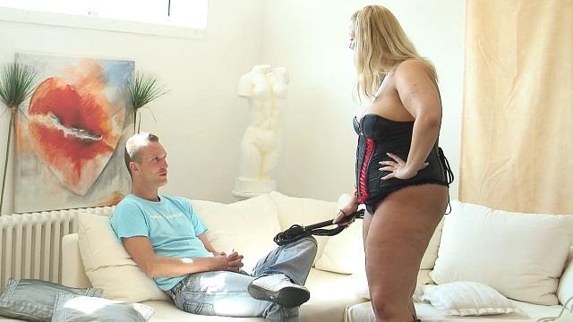 BBW lady HD 720p