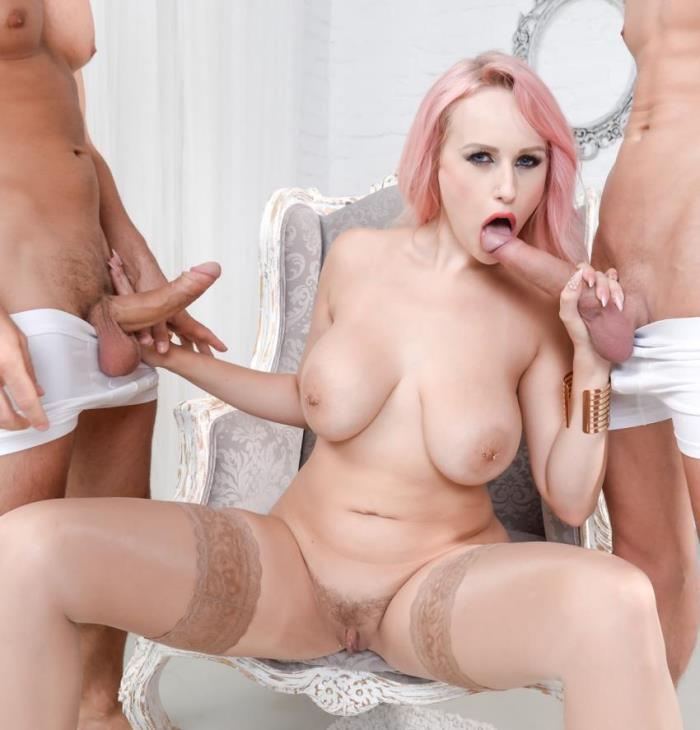 Angel Wicky - Angel Wickys DP Fantasy  (2017/DPFanatics/21Sextury/HD/720p)