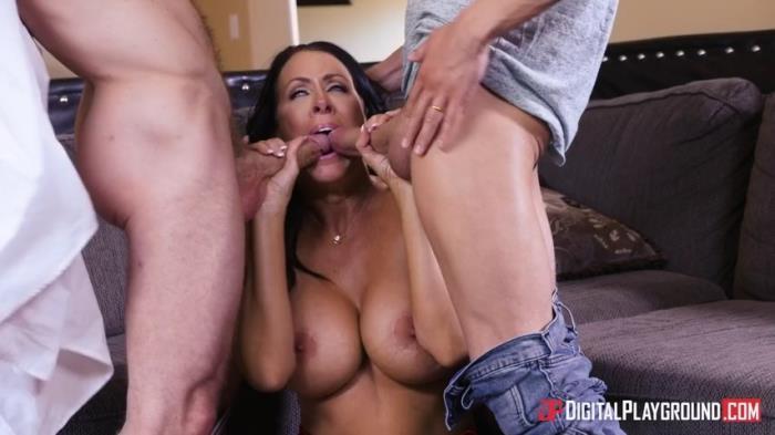 DigitalPlayground.com - Reagan Foxx - My Wife's Hot Sister, Episode 5 [SD, 480p]