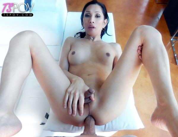 Julia Winston - Japanese newhalf Julia gets her tight ass fucked - TsPov.com (FullHD, 1080p)