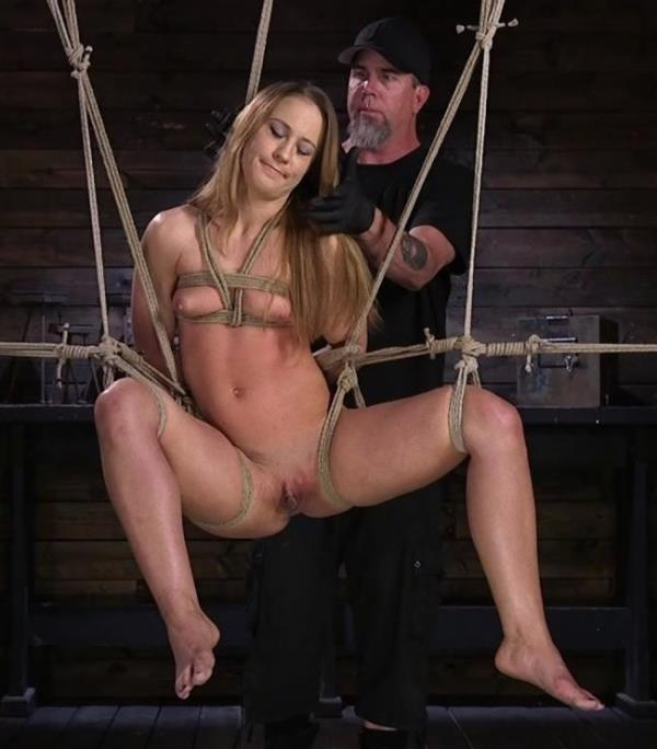 Cheyenne Jewel - Fit to be Tied (Kink/HogTied)  [HD 720p]