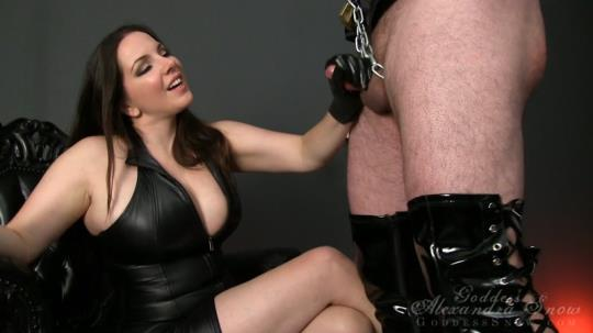 Goddess Alexandra Snow - Trembling Denial (FullHD/1080p/837 MB) 19.08.2017