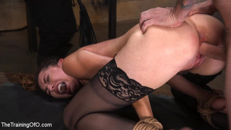 TheTrainingOfO.com / Kink.com: Melissa Moore - Training a Pain Slut: Busty Melissa Moore's First Submission [SD] (691 MB)