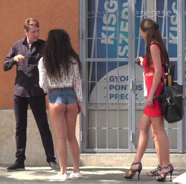Steve Holmes, Tina Kay, RAM, Laurita, Lia Cock Thirsty in Hungary (All Sex/PublicDisgrace/Kink/08.2017)