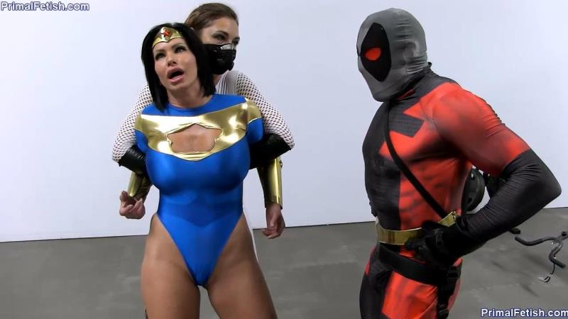 Clip4sale.com / PrimalFetish.com: Shay Fox - Primal's Darkside Superheroine: Warrior Woman - Captured and Converted by Occulus [HD] (1.02 GB)