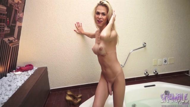 Barbara Perez- Barbara Perez Masturbate  [HD 720p] Shemale-club