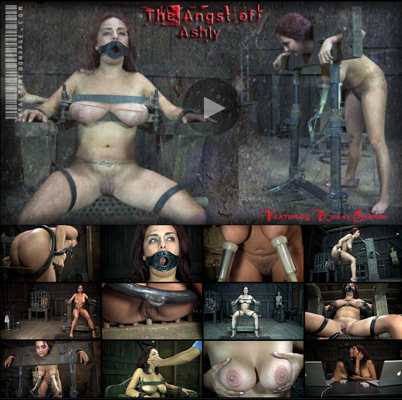 RealTimeBondage: The Angst of Ashly Part Three - Ashley Graham, Nyssa Nevers [2011] (HD 720p)